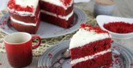 tarta red velvet o terciopelo rojo receta