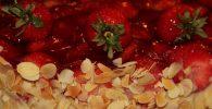 tarta de frutilla con gelatina receta