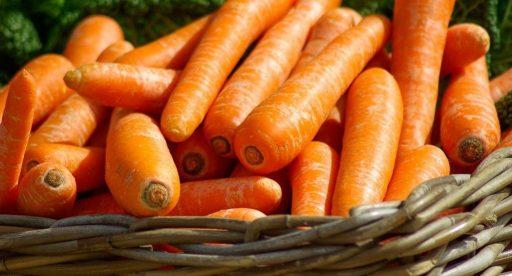 zanahorias para tarta receta