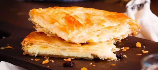 tarta de jamon y queso rapida y facil